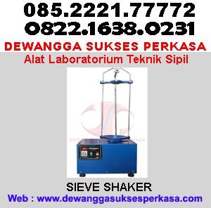 JUAL SIEVE SHAKER ELECTRIC