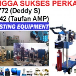 JUAL CORE DRILLING TEST - BETON - ASPAL